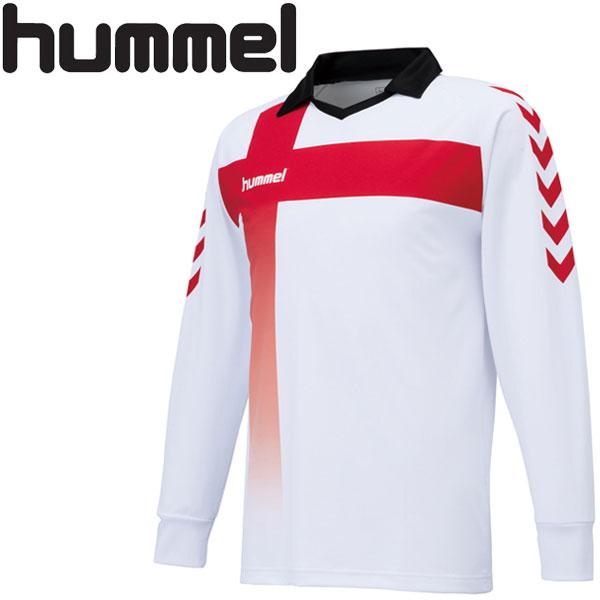 hummel メール便対応 ヒュンメル 注文後の変更キャンセル返品 ハンドボール 推奨 HAK1015-10 キーパーシャツ メンズ