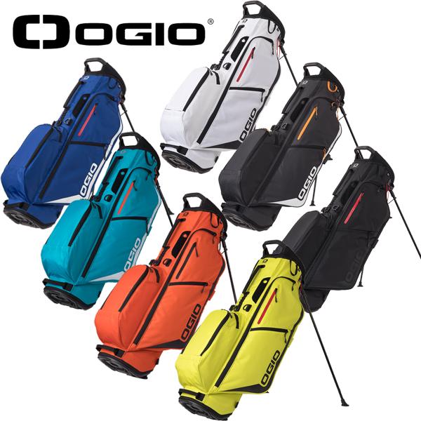 【あす楽対応】オジオ ゴルフ キャディバッグ OGIO FUSE 4 Stand JV 2020年モデル