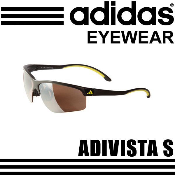 アディダス サングラス レディース A165 01 6088 ADIVISTA S