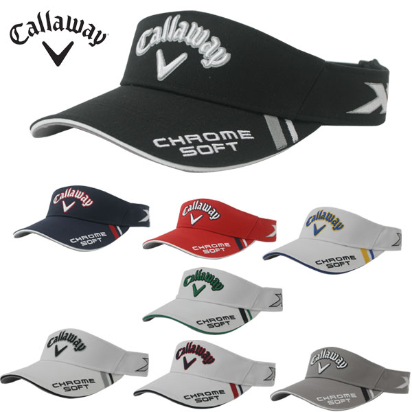 Calloway men tour visor 17 JM Callaway 2017 247-7,990,500