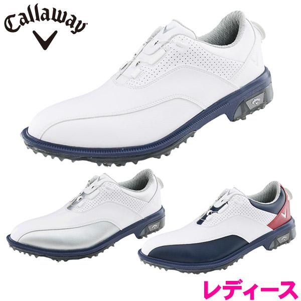 【あす楽対応】キャロウェイ ツアー エルエス レディース ゴルフシューズ Tour LS 17 AM Callaway 2017年モデル
