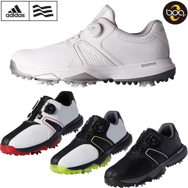 アディダス ゴルフ メンズ ゴルフシューズ 360トラクション ボア ワイド traxion Boa WD