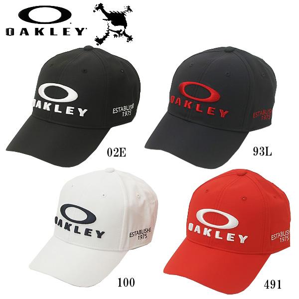 Oakley golf wear men cap 911891JP 2017 fall and winter