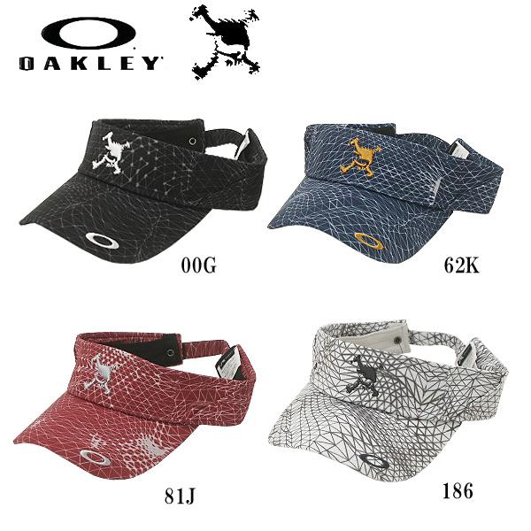 Oakley golf wear men visor 911922JP 2017 fall and winter