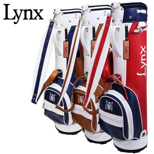 【あす楽対応】リンクス ゴルフ クラシックバッグ キャディバッグ LXCB-1000 Lynx Golf
