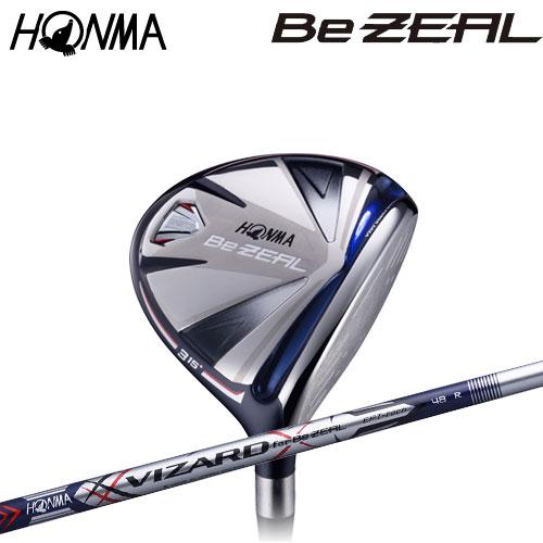 【あす楽対応】 ホンマ ゴルフ ビジール 535 フェアウェイウッド Be ZEAL 2018モデル