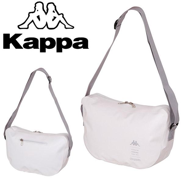 カッパ ショルダーバッグ メンズ KL758BA04-WT Kappa 17FW 2017年秋冬