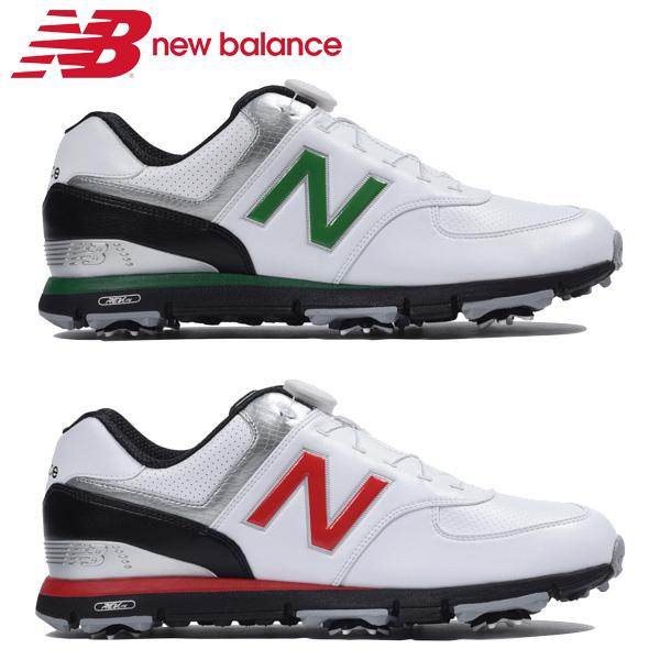 【あす楽対応】【日本正規品】 ニューバランス メンズ ゴルフシューズ MGB574 ダイヤル式ソフトスパイク Boa ボア new balance 2018モデル 新色