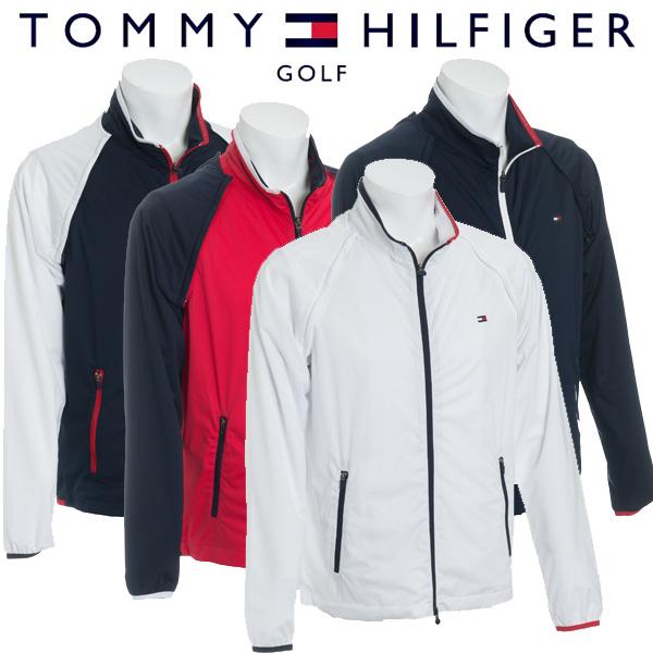【あす楽対応】トミーヒルフィガー ゴルフウェア メンズ ジャケット THMA801 2018春夏