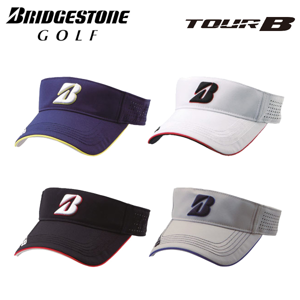 ac9bf353181 Model visor men CPSG82 for a limited number in the spring and summer  professional Bridgestone golf TOUR B 2018