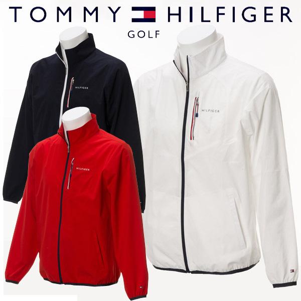【送料無料】【あす楽対応】トミーヒルフィガー ゴルフウェア メンズ ジャケット THMA754 2017秋冬