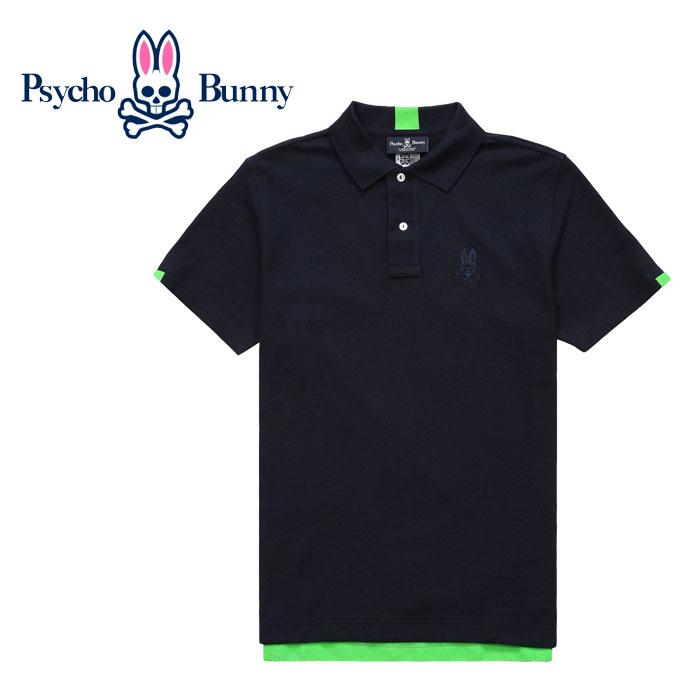 【あす楽対応】サイコバニー ゴルフウェア 半袖 ポロシャツ B6K782B1PC 並行輸入品