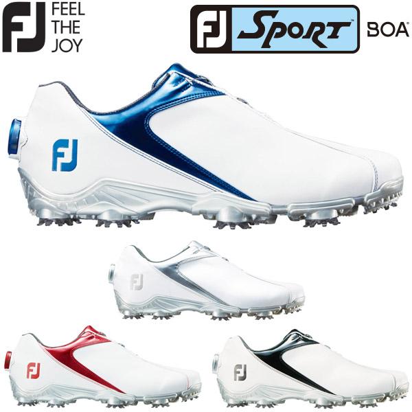 フットジョイ スポーツ ボア メンズ ゴルフシューズ SPORT Boa 2018モデル