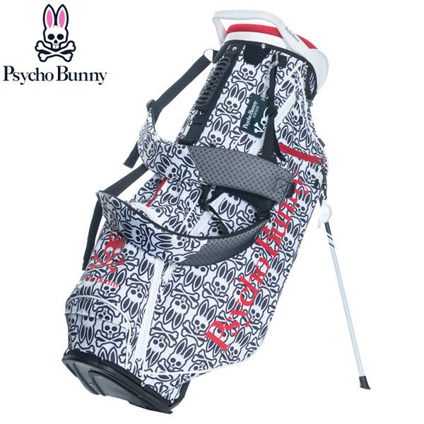 【あす楽対応】サイコバニー ゴルフ スタンドバッグ 9型 PBMG8FC3 2018秋冬