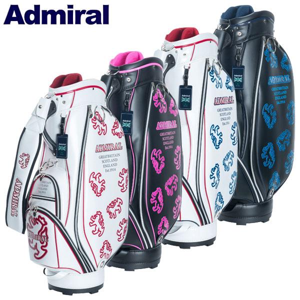 【あす楽対応】アドミラル ゴルフ キャディバッグ 9.0型 ADMG8FC1 2018秋冬 19sbn