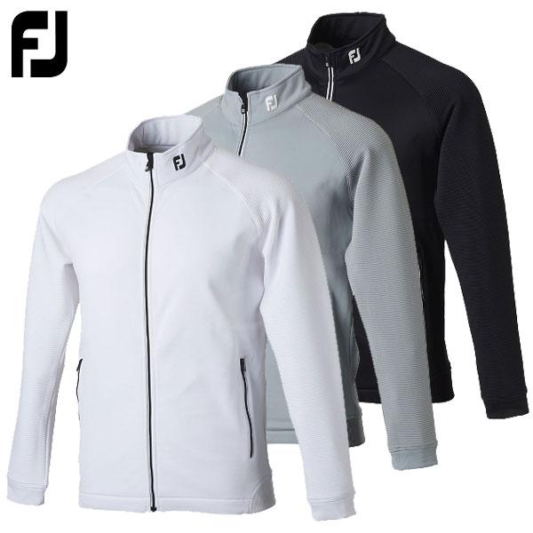 【あす楽対応】フットジョイ ゴルフウェア メンズ ジャケット FJ-F18-O02 2018秋冬