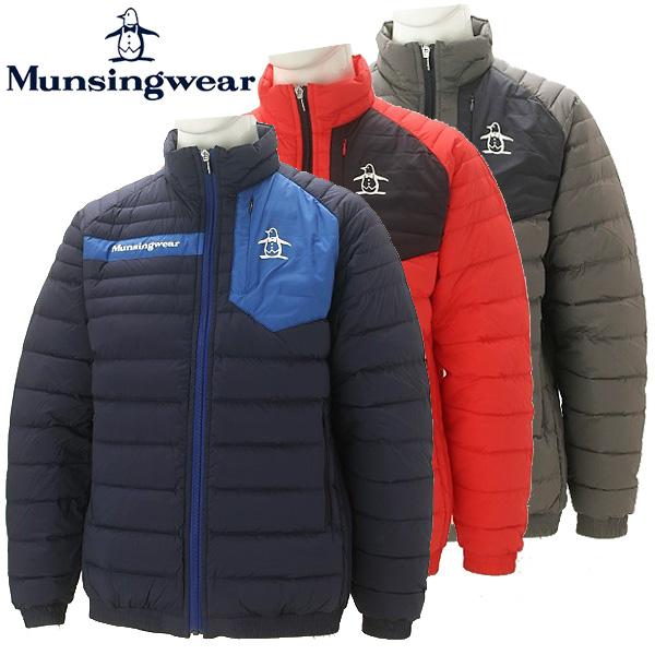 【あす楽対応】マンシングウェア ゴルフウェア メンズ ジャケット MGMMJK04 Munsingwear 2018秋冬