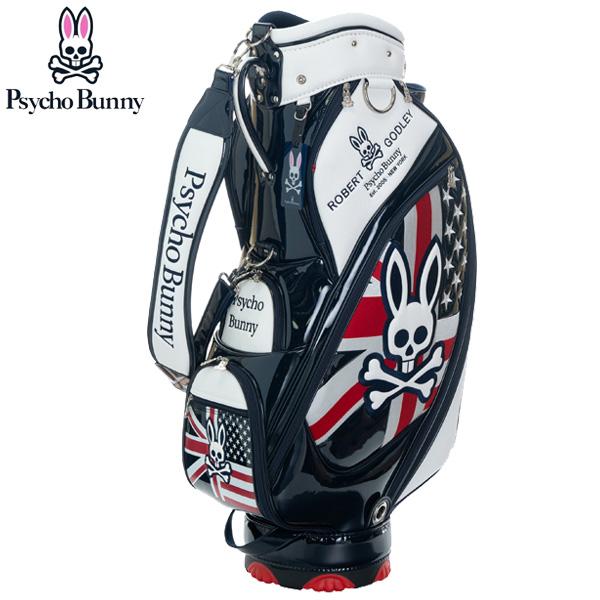 【あす楽対応】サイコバニー ゴルフ キャディバッグ 9型 PBMG9SC2 2019春夏