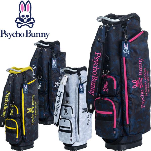 【あす楽対応】サイコバニー ゴルフ キャディバッグ 9型 PBMG0SC5 2020春夏