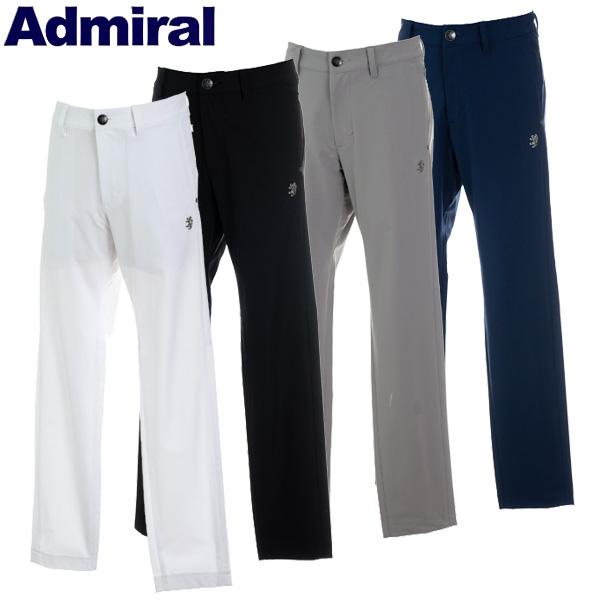 【あす楽対応】アドミラル ゴルフウェア メンズ ロングパンツ ADMA907