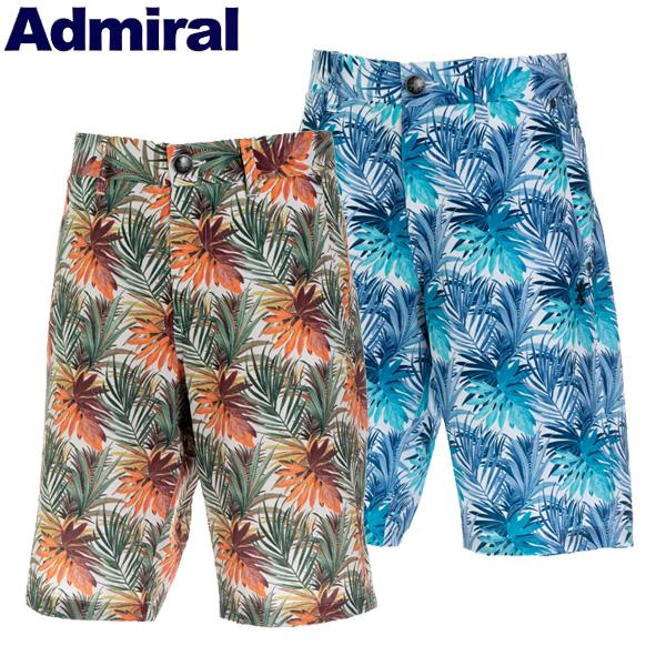 【あす楽対応】アドミラル ゴルフウェア メンズ ショートパンツ ADMA960 2019春夏