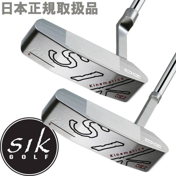 シック ゴルフ Cシリーズ プロ パター ピンタイプ 2019年モデル SIK GOLF C-Series PRO
