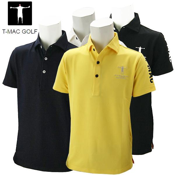 【あす楽対応】ティーマック メンズ ゴルフウェア 半袖ポロシャツ NP72M 2020春夏