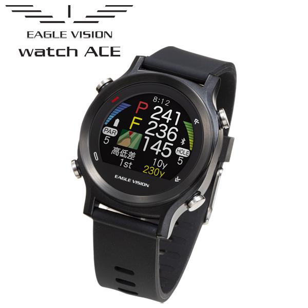 【あす楽対応】イーグルビジョン ウォッチ エース GPSゴルフナビ 腕時計型 EV-933 2019年モデル watch ACE 【GPSウォッチタイプ】
