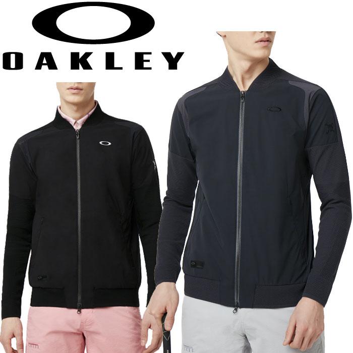 【在庫処分】【あす楽対応】オークリー ゴルフウェア SKULL スカル SYNCHRONISM MIX ジャケット 2.0 412747JP 2019春夏