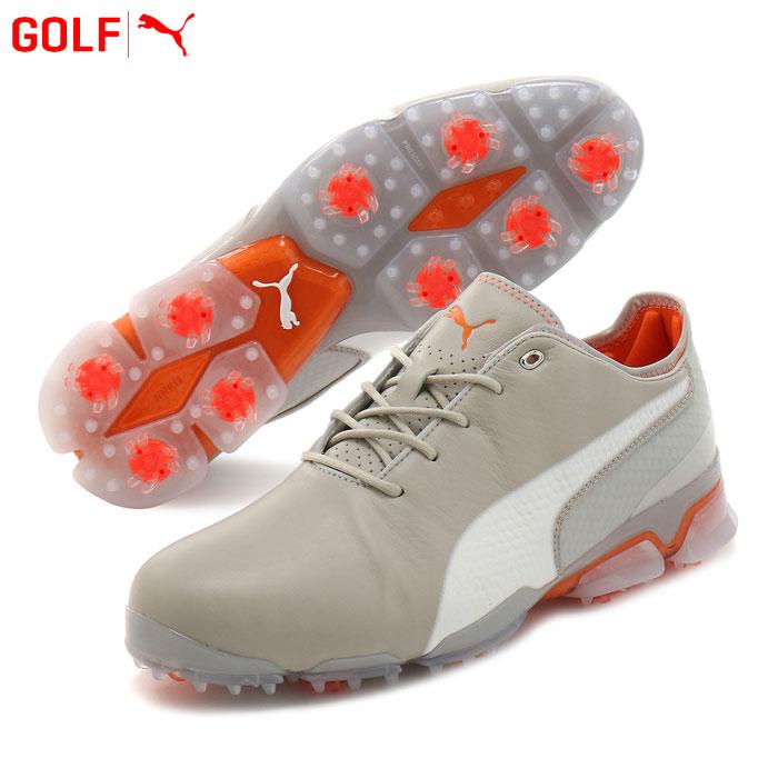 【あす楽対応】プーマ ゴルフ イグナイト プロアダプト 192766 03 メンズ ゴルフシューズ 2019モデル ソフトスパイク