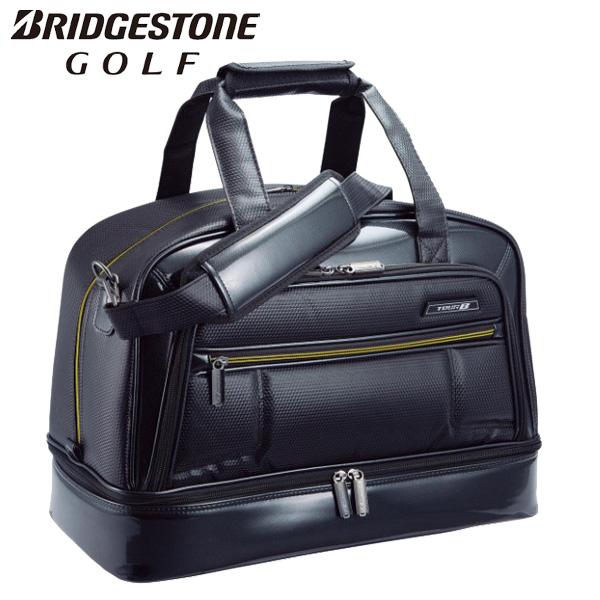 ブリヂストン ゴルフ TOURB プロシリーズコーディネイ ト ボストンバッグ(2層式) メンズ BBG002 2019モデル