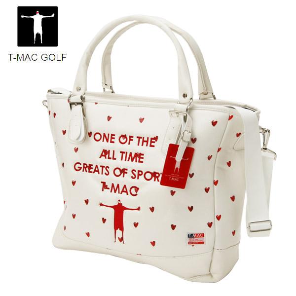 【あす楽対応】ティーマック レディース ゴルフ トートバッグ T65W T-MAC