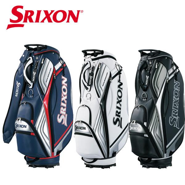スリクソン ゴルフ キャディバッグ メンズ GGC-S157 SRIXON 2019モデル