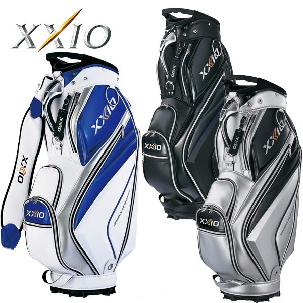 ゼクシオ ゴルフ キャディバッグ メンズ GGC-X110 2020モデル