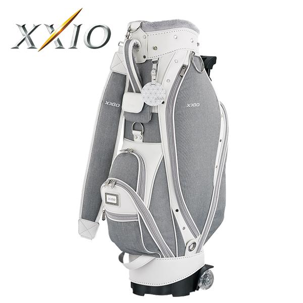 ゼクシオ ゴルフ キャディバッグ レディース GGC-X114W 2020モデル