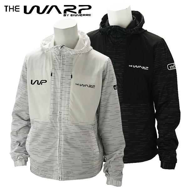The Warp By Ennerre Golf ワープ ゴルフ  【あす楽対応】ワープ ゴルフウェア メンズ 長袖 ウィンドブレーカー WB5GTY01 2019秋冬