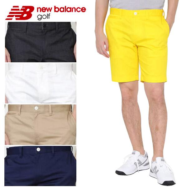 【あす楽対応】ニューバランス ゴルフウェア メンズ ショートパンツ 012-0132004 2020春夏