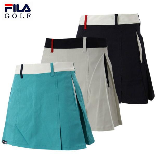 【あす楽対応】フィラ ゴルフウェア レディース スカート 750-303 2020春夏