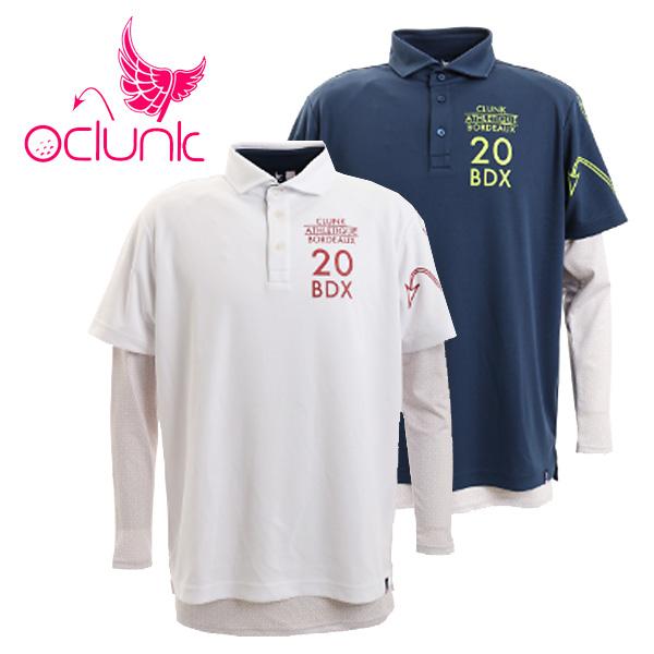 【あす楽対応】クランク ゴルフウェア メンズ 半袖ポロシャツ アンダーセット CL5HTG06 2020春夏
