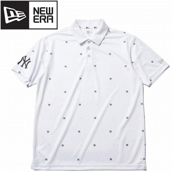 【メール便対応】【あす楽対応】ニューエラ ゴルフウェア メンズ 半袖ポロシャツ 12325258 2020春夏