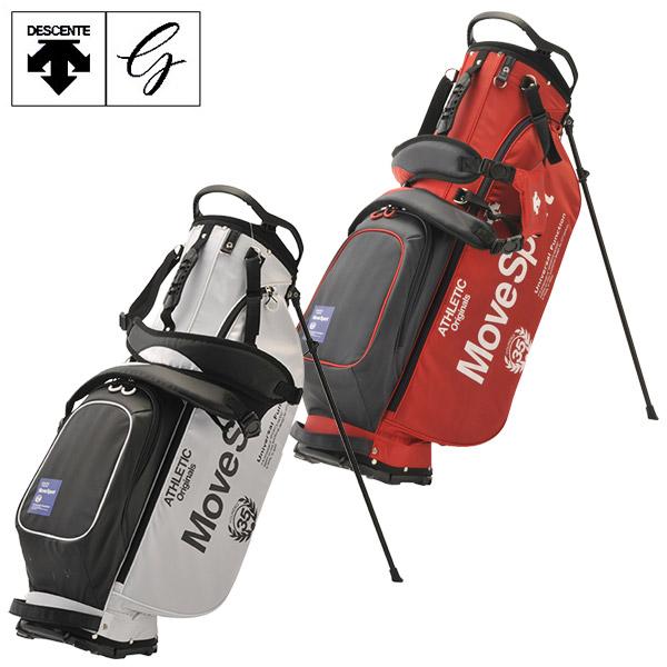 【あす楽対応】デサントゴルフ メンズ キャディバッグ8.5型 DQBPJJ04 2020春夏