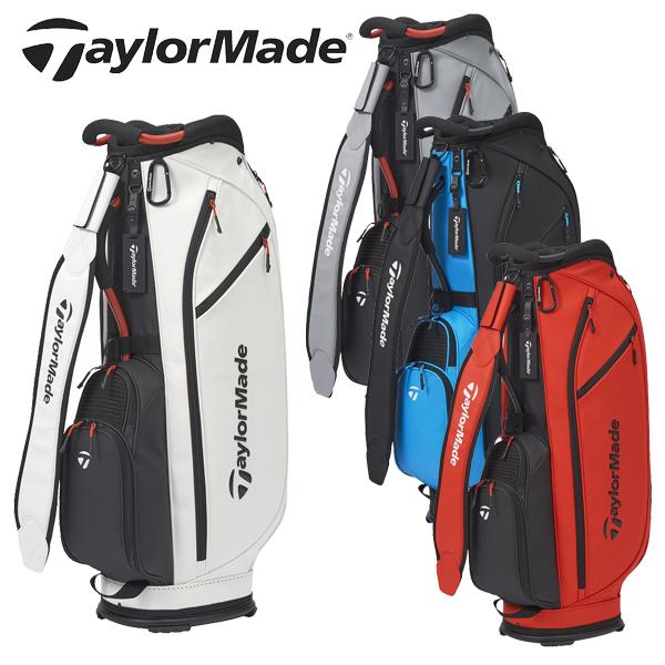 テーラーメイド ゴルフ メンズ シティテックアルミフレームキャディバッグ KY831 2020年春夏