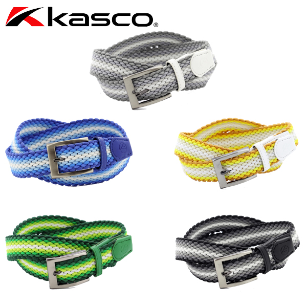 内祝い Kasco 2021 数量限定品 キャスコ メンズ 大決算セール グラデーションゴムメッシュベルト 245670 ゴルフ 2021年 KBT-2133