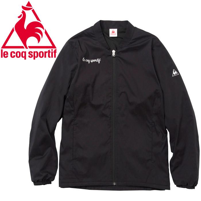 ルコック ライトコンプレッションジャケット レディース QMWOJK02-BLK