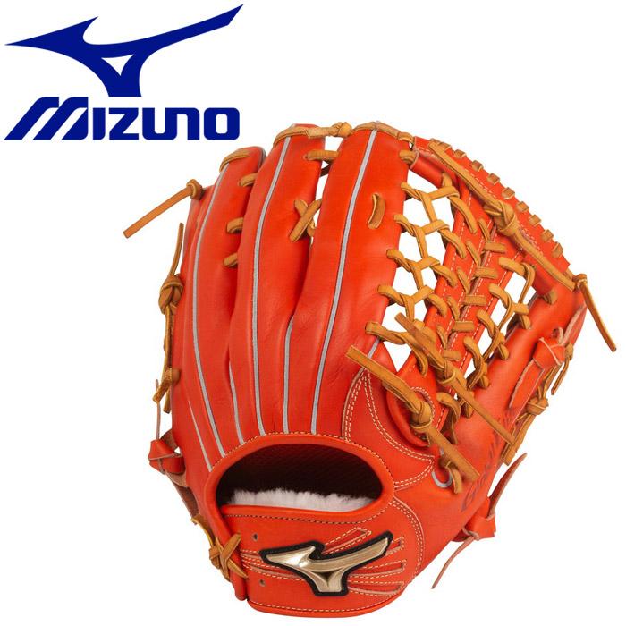 ミズノ 野球 硬式用 グローバルエリート HSelection02+ プラス 外野手用 サイズ13 1AJGH2240752