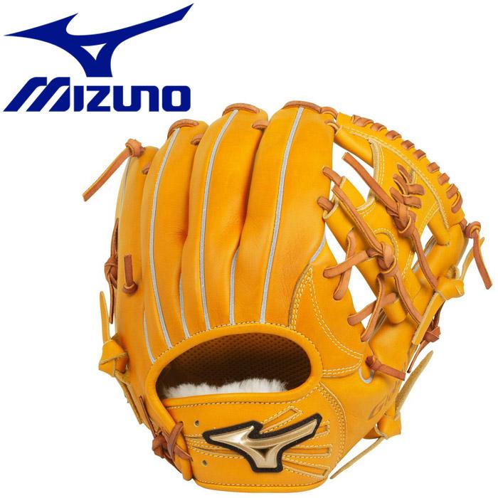 ミズノ 野球 硬式用 グローバルエリート HSelection02+ プラス 内野手用 サイズ9 1AJGH2242354