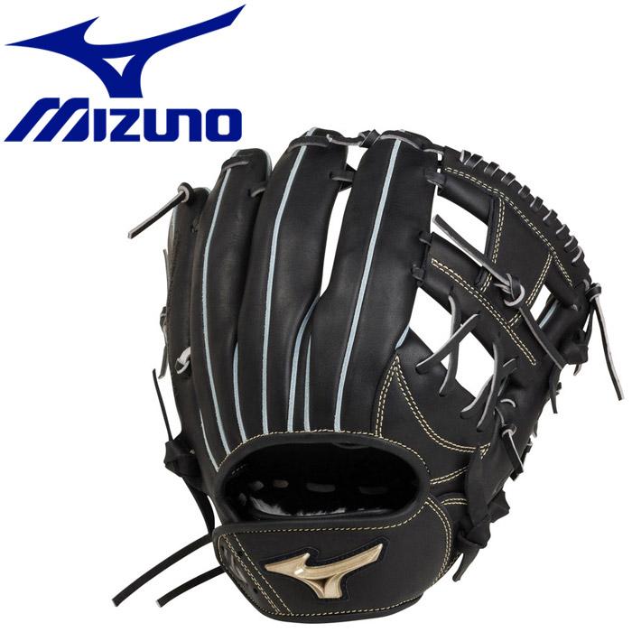ミズノ 野球 軟式用 グローバルエリート UMiX U4 内野×外野 サイズ9 1AJGR2254009
