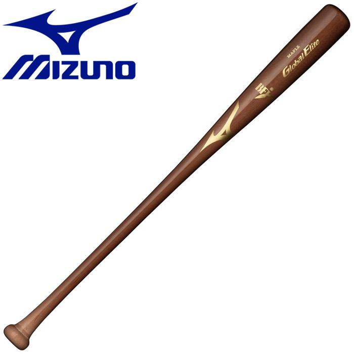 ミズノ 野球 硬式用 グローバルエリート メイプル 木製 85cm 平均900g 1CJWH15885KK8