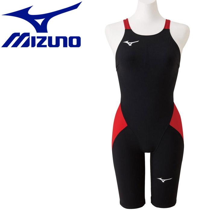 ミズノ スイム 競泳用MX・SONIC α ハーフスーツ ジュニア N2MG041196
