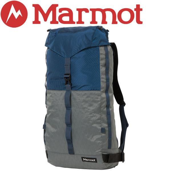 マーモット ReEX 35 バックパック MJB-S7400-GRDB